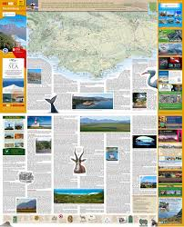 Scenic Route Map by Travelling To De Hoop U2013 Make A Day Of It De Hoop Collection