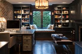 industrial home interior new orleans inspired on yarrow point industrial home office