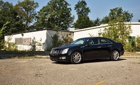 2012 cadillac cts sedan price 2012 cadillac cts 3 6 sedan test review car and driver