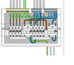consumer unit wiring diagram consumer wiring diagrams collection