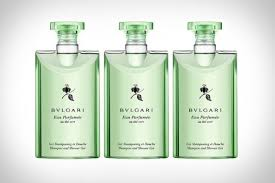 bvlgari green tea shower gel desirements