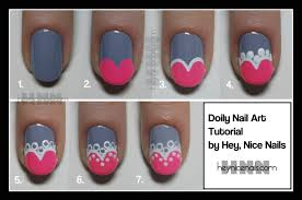 heynicenails com post 17199530559 doily nail art tutorial by hey