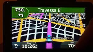 tour pelas ruas de boa vista pelo simulador gps garmin nuvi 1490 t