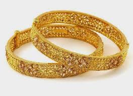9 best designs of one gram gold jewellery bangles