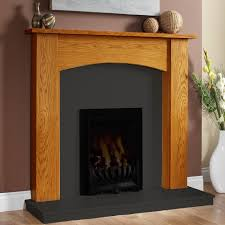 fireplace surrounds wooden surround marble mantel