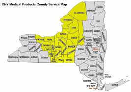 Syracuse New York Map by About Us C N Y Medical Products Inc Syracuse Ny 315 428 9945
