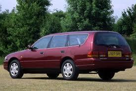toyota camry uk toyota camry 1991 car review honest