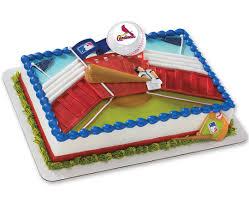 mlb st louis cardinals home run cake cakes com