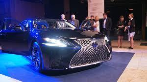 lexus za 20 tys prezentacja lexusa ls w gdańsku lexus ls prezentacja samochodu