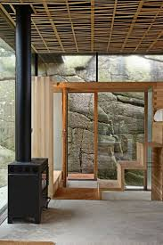 Modern Cabin Interior by 1296 Best Cabins Images On Pinterest Small Houses Cabins And