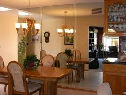 Large Dining Room Mirrors Dining Room Decorate Dining Rooms With Large Mirrors Room