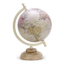 sweet small globe from laura ashley just bought one exactly like