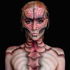 16 year special fx makeup artist shows us how it s done better