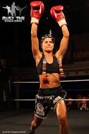 Ax Muay Thai / Kickboxing Forum - Denise Mellor Wins World Title - Denise%20Mellor%20Wai%20Kru