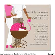 baby shower invitations marvelous african american baby shower