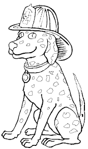 52 cute sparky fire dog coloring pages gianfreda net