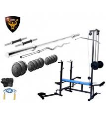 Weight Bench Package Gamma Fitness 20 In 1 Bench Combo Indian Bench Combos Home Gym