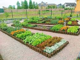 potager garden design ideas u2013 plans layout and tips for beginners