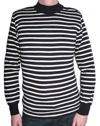 striped breton sweater for men u0026 women traditional wool