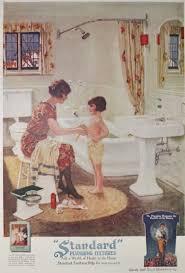 Images Of Vintage Bathrooms 168 Best Bathrooms Before 1960 Images On Pinterest Art Deco