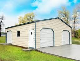 Steel Barns Sale Metal Carports Custom Garage Buildings Rv Carport Metal Barns
