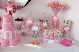 baby shower for girl ideas candy bar for baby shower girl baby showers ideas