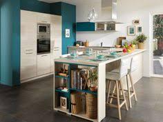 plan de travail cuisine a faire soi meme cuisine bleue canard si vous craquez pour un bleu canard dans