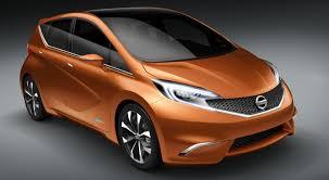 kereta nissan note nissan invitation concept previews new b segment car