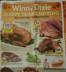 winn dixie thanksgiving ad scan browse all pages my