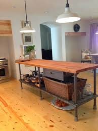 kitchen remarkable kitchen prep table ikea stainless steel