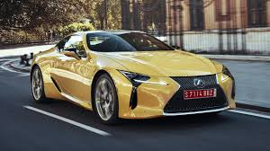 lexus lc release 2018 lexus lc 500h boasts impressive fuel economy rating of 30 mpg