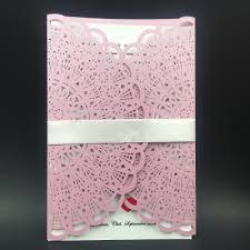pink birthday invitations online get cheap pink birthday invitations aliexpress com