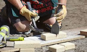 Cutting Patio Pavers How To Cut Pavers Bunnings Warehouse