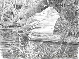 pencil drawings nature drawing art u0026 skethes