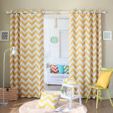 Yellow And Grey Window Curtains Yellow And Grey Curtains Eulanguages Net
