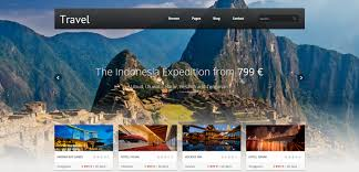 best travel agency images 33 best travel html templates weelii png