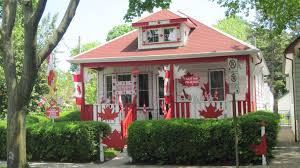 Canadian House This House Is Right By Our Friends U0027 Screen Printing Business Oh