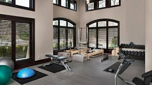 cranbrook custom homes luxury home architecture best home gym