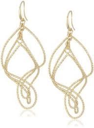 1ar by unoaerre 1ar by unoaerre twisted link earrings saks earrings