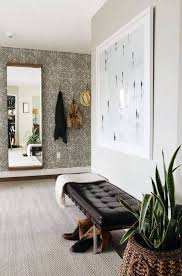 Entryway Wall Mirror Best 25 Modern Foyer Ideas On Pinterest Contemporary Hallway