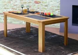 table de cuisine en bois massif table de cuisine bois cheap simple amazing dcoration table cuisine