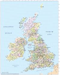 Liverpool England Map by Digital Vector British Isles Uk Map Basic County Fills Ezread Map