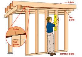 basement diy framing subfloor lowe u0027s canada