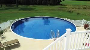 inground pool designs 9 best round inground swimming pool designs on a budget walls