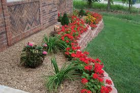 outdoor flower ideas raised flower bed ideas garden border ideas