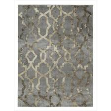 Faded Area Rug Collection Faded Grey 5 Ft 3 In X 7 Ft 3 In Imperial