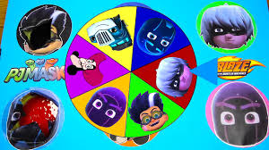 pj masks game night villains avengers paw patrol toys