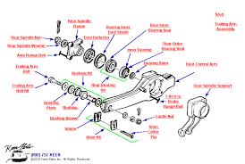 corvette c3 parts keen corvette parts diagrams
