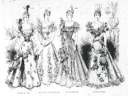 victorian era fashion coloring pages victorian fashion photo