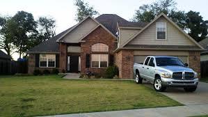 Exterior Paint Color Schemes For Brick Homes - exterior paint colors with brick pictures all paint ideas